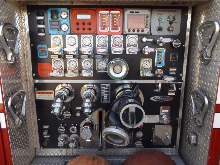 firetruck dials
